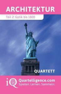 Quartett Architektur Freiheitsstatue