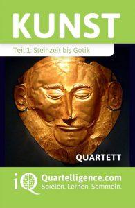 Quartett Kunst Deckblatt Agamemnon_Maske