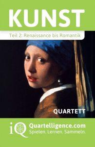 Quartett Kunst Deckblatt Vermeer Maedchen_Perle_Ohrring