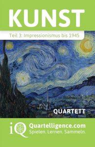 Quartett Kunst Deckblatt van_Gogh Sternennacht